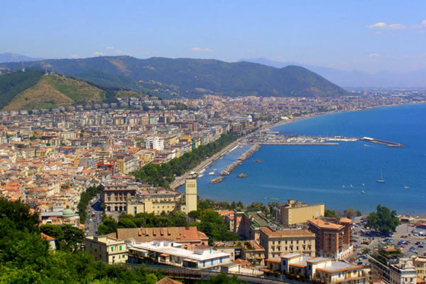 excursions from Salerno