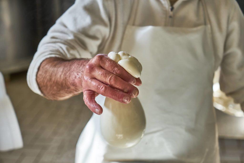 Mozzarella in Sorrento